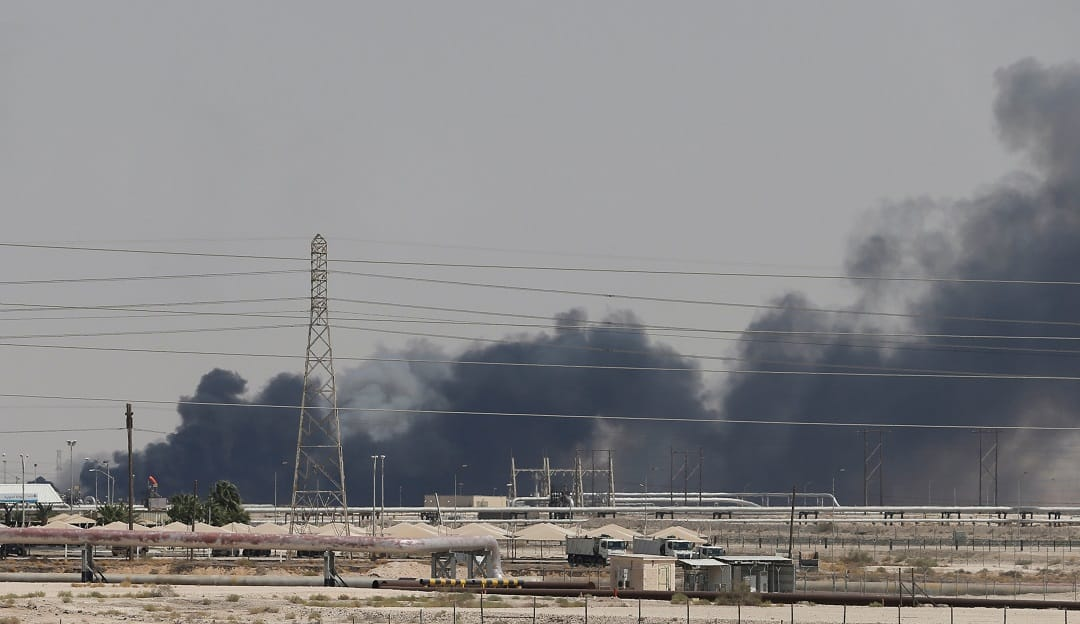 """After the Aramco Attack: A Middle East One Step Closer to Its """"1914 Moment"""""""