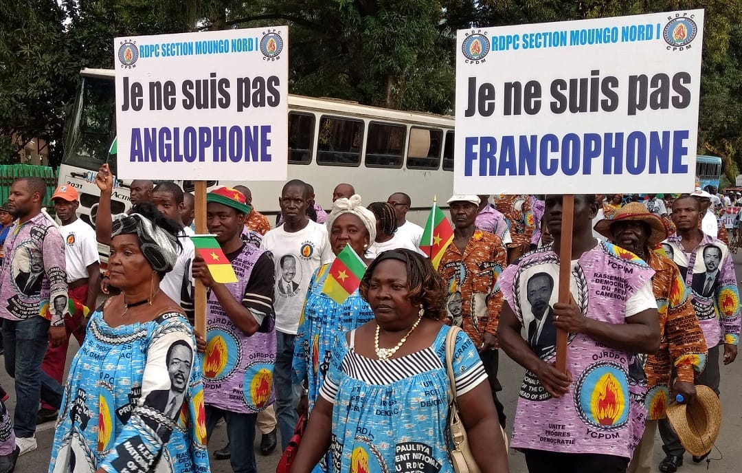cameroon u2019s worsening anglophone crisis calls for strong