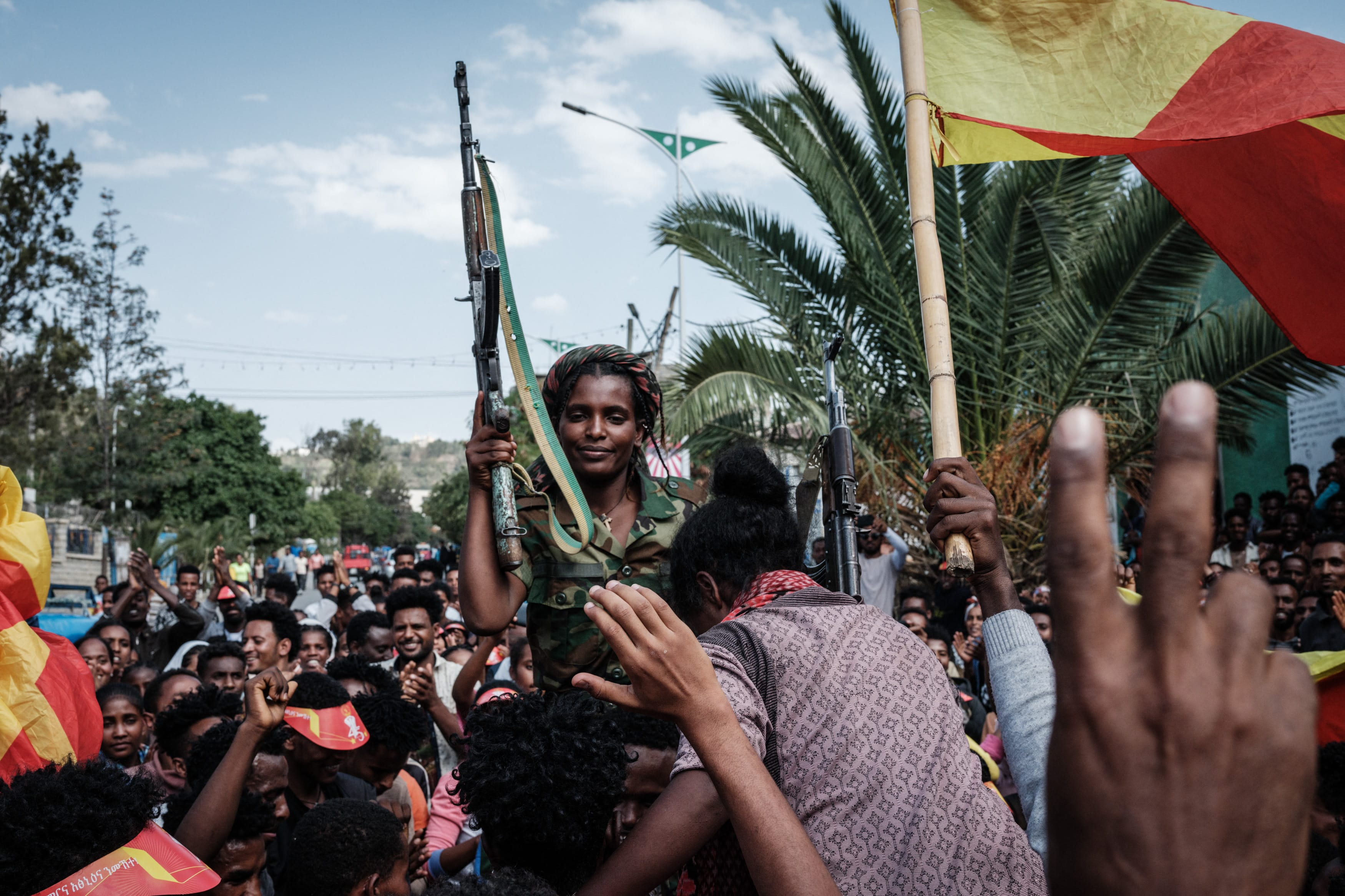 As Ethiopian Troops Exit Tigray, Time to Focus on Relief