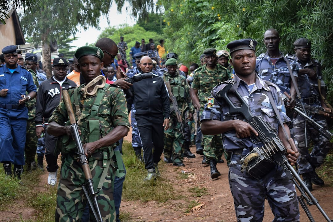 Averting Proxy Wars in the Eastern DR Congo and Great Lakes