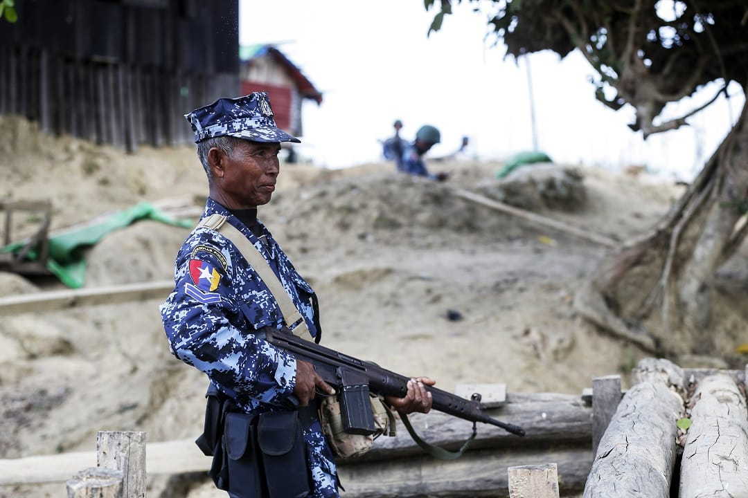 A New Dimension of Violence in Myanmar's Rakhine State