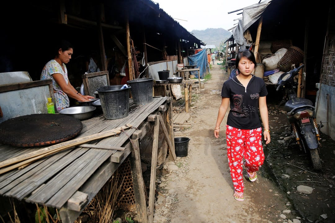 An Opening for Internally Displaced Person Returns in Northern Myanmar