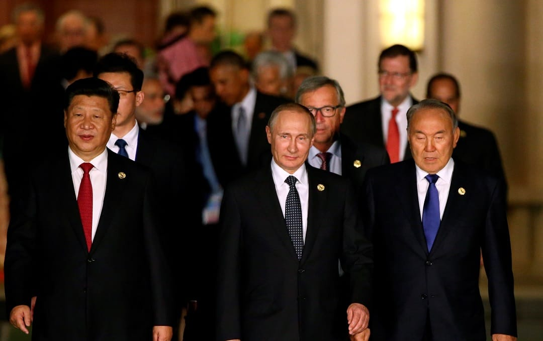 Central Asia's Silk Road Rivalries | Crisis Group