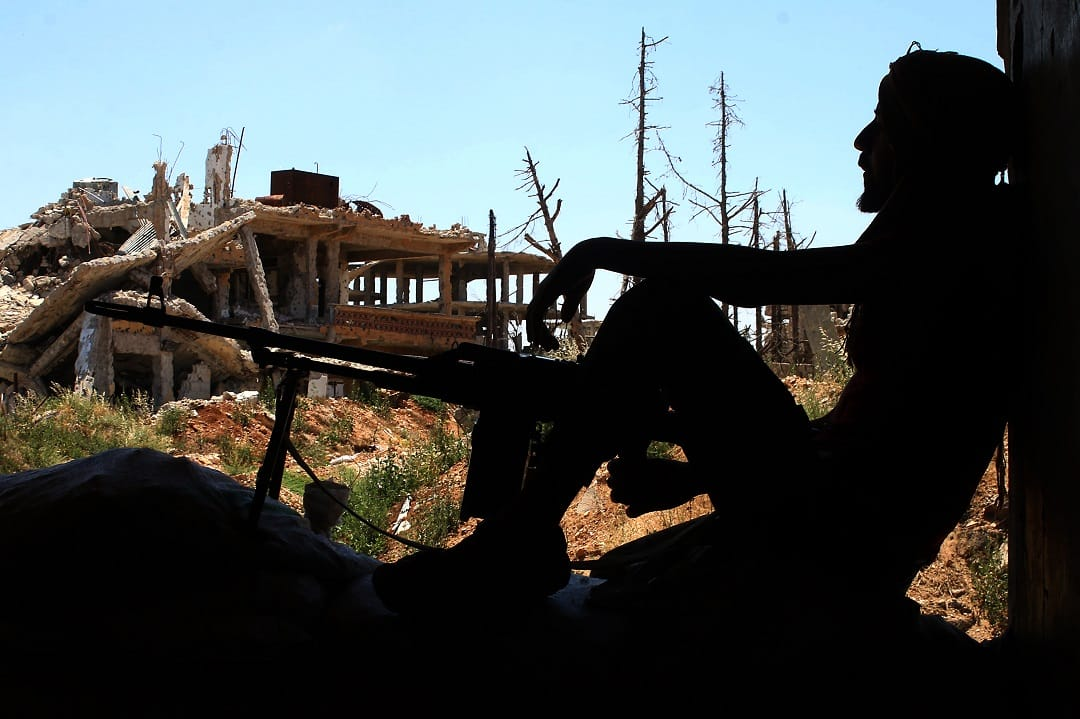 Keeping the Calm in Southern Syria