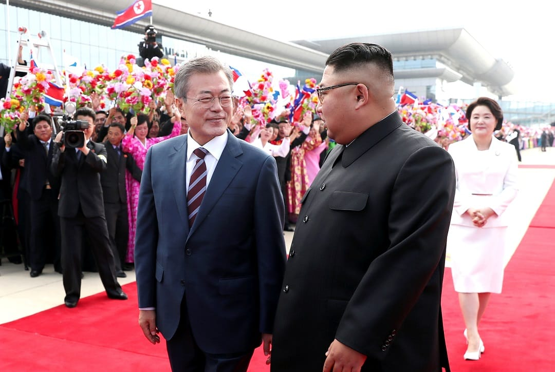 Getting the U S  in Step with the Koreas' Diplomatic Dance
