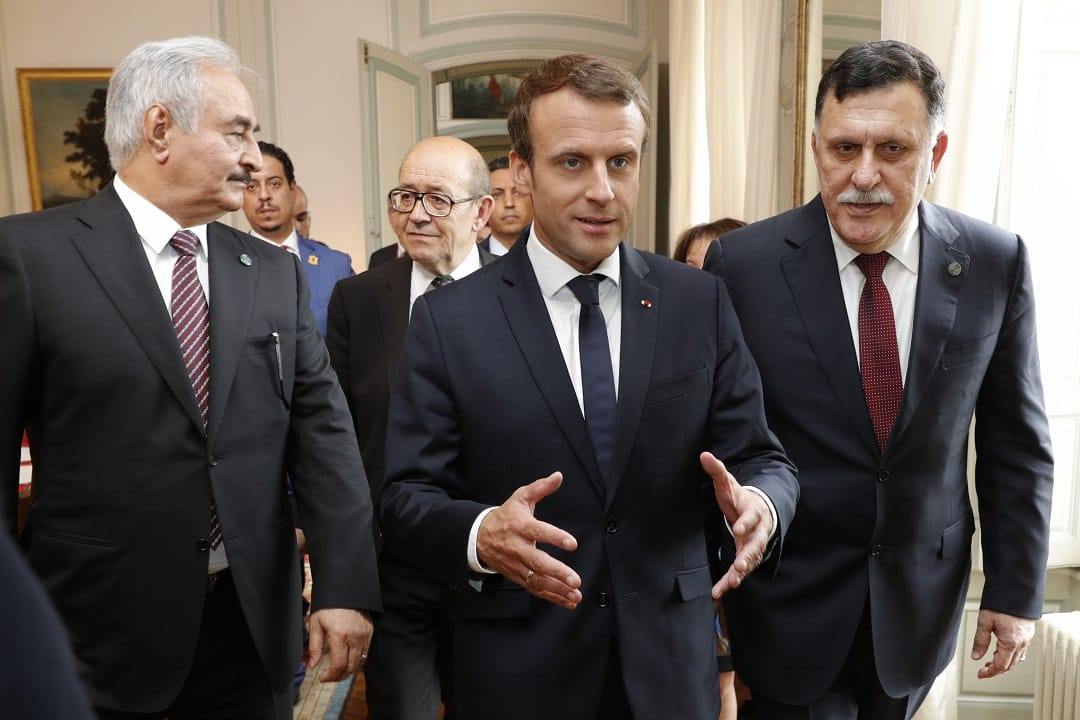 Making The Best Of Frances Libya Summit Crisis Group