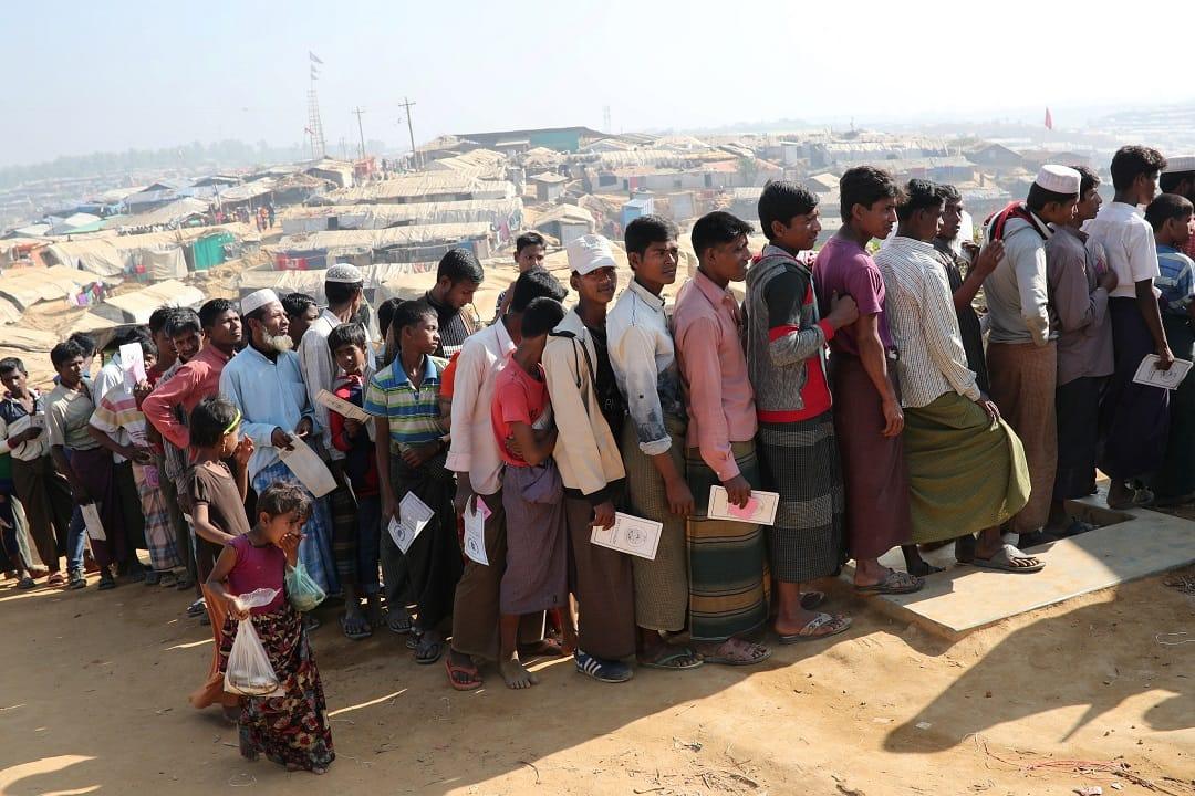 The Long Haul Ahead for Myanmar's Rohingya Refugee Crisis | Crisis Group