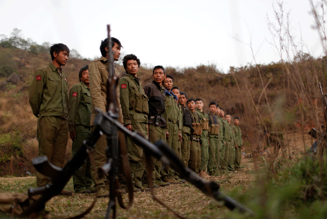 Myanmars Peace Process A Nationwide Ceasefire Remains Elusive
