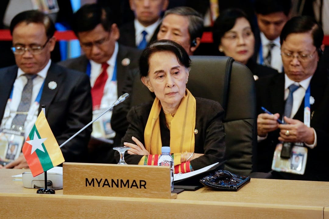 US lawmakers introduce resolution and urge Myanmar government to seek transparent, fair election