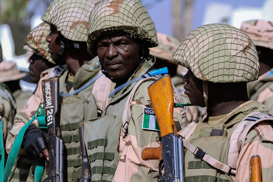 Nigeria: The Challenge of Military Reform | Crisis Group