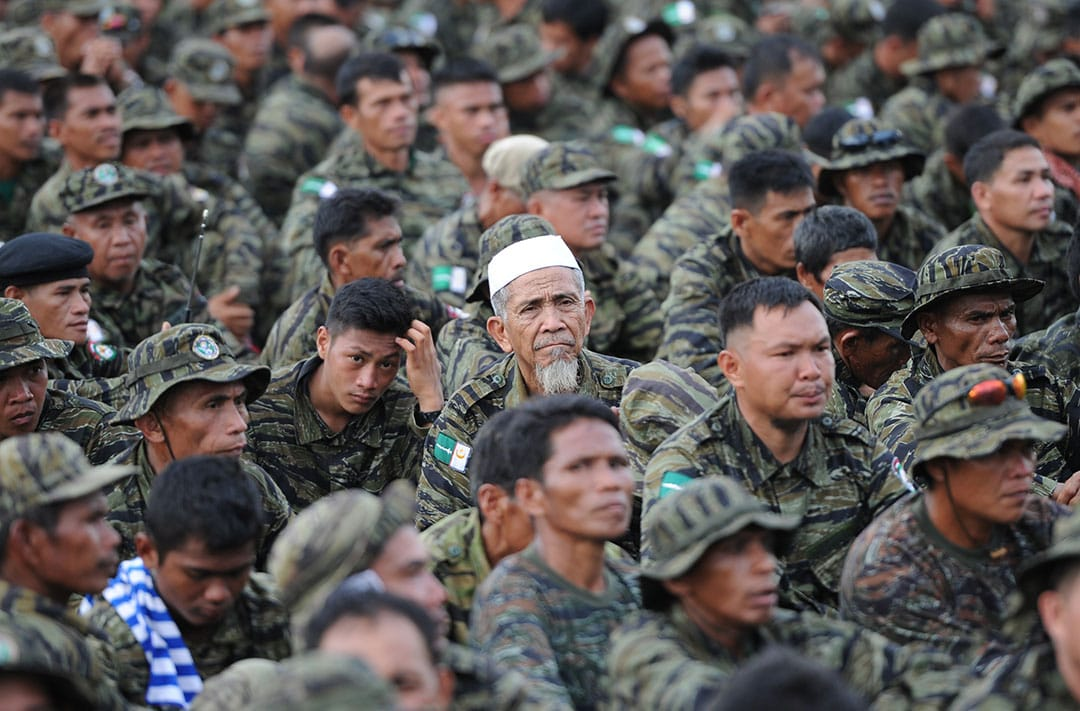 The Philippines Renewing Prospects For Peace In Mindanao Crisis Group