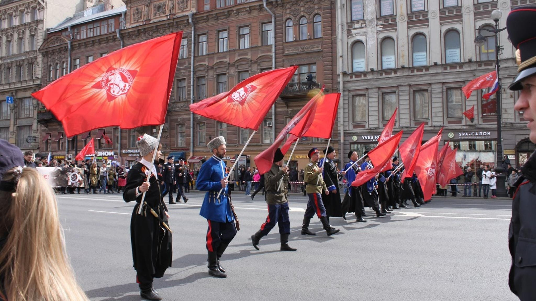 Patriotic Mobilisation in Russia | Crisis Group