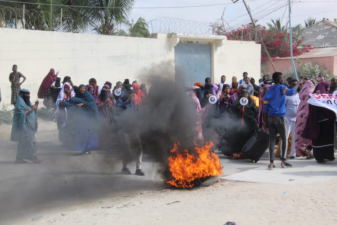 Somalia: Averting a Descent into Political Violence