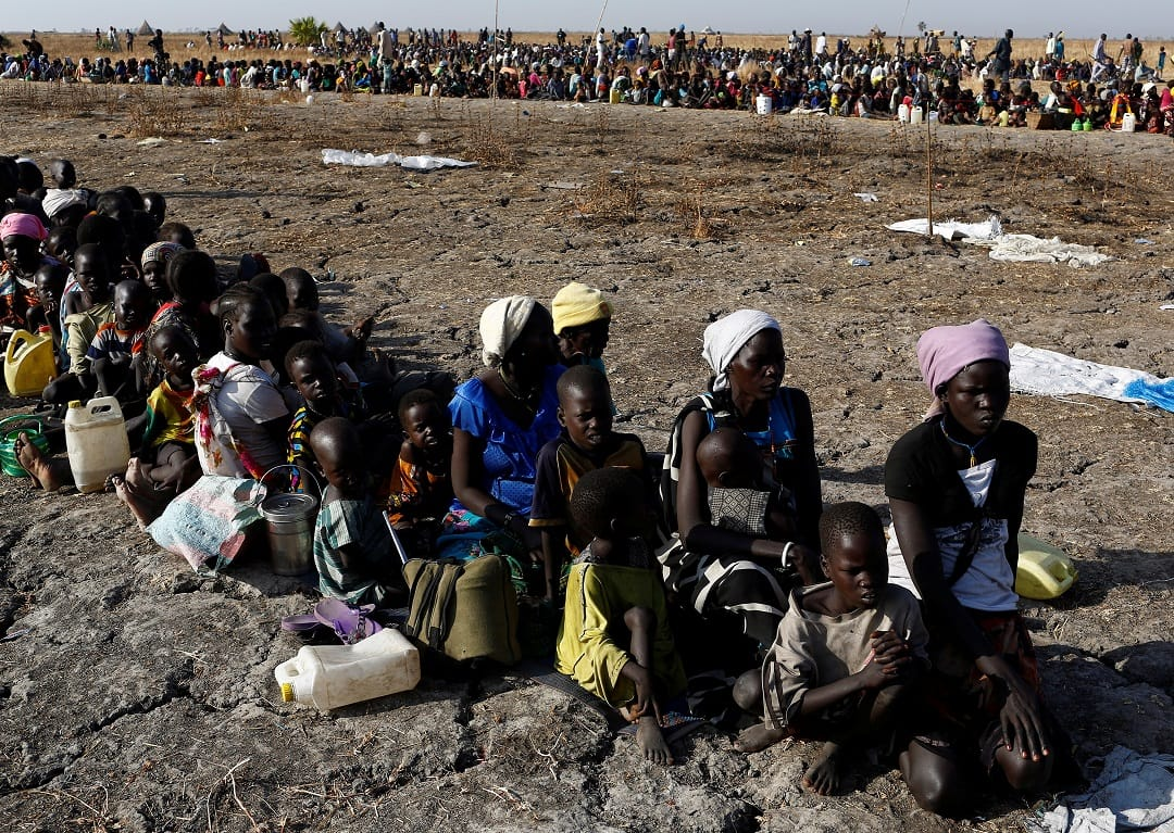 a report on the issues of genocide in the civil war in darfur The politics of naming: genocide, civil war,  fact that what is happening in darfur is a civil war  civil war, insurgency: by mahmood mamdani .