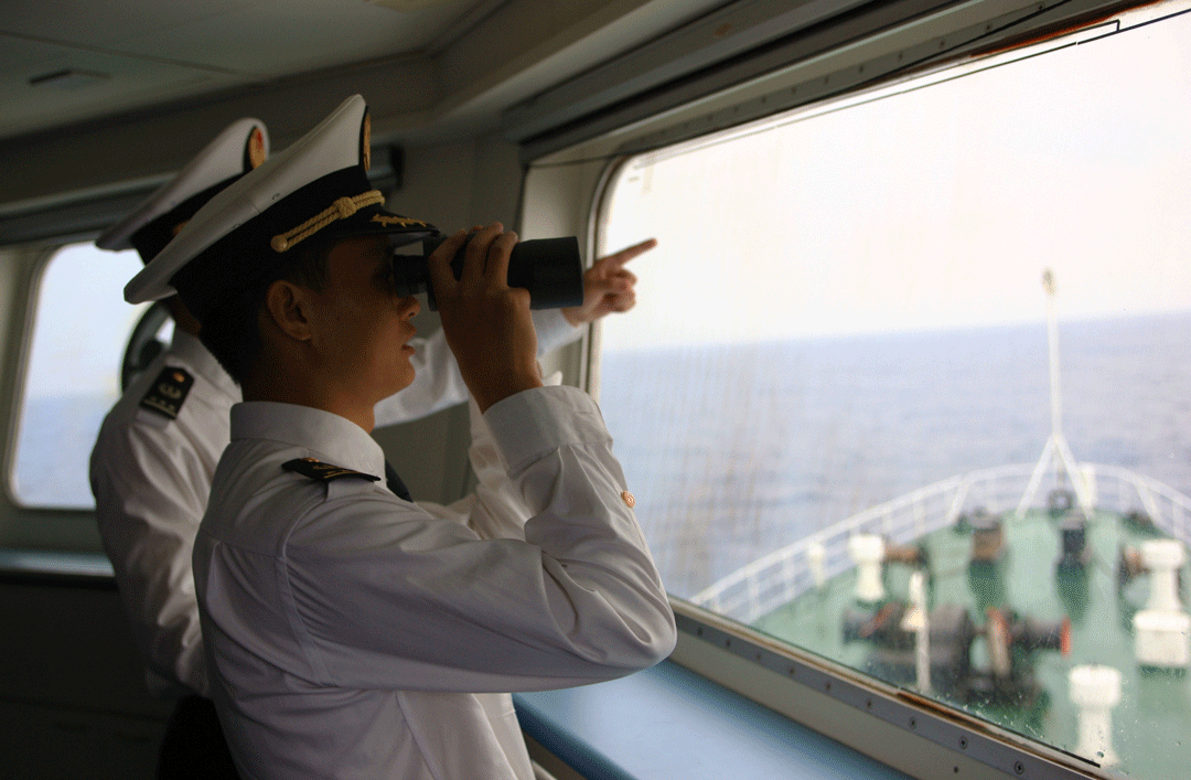 Stirring up the South China Sea (III): A Fleeting Opportunity for