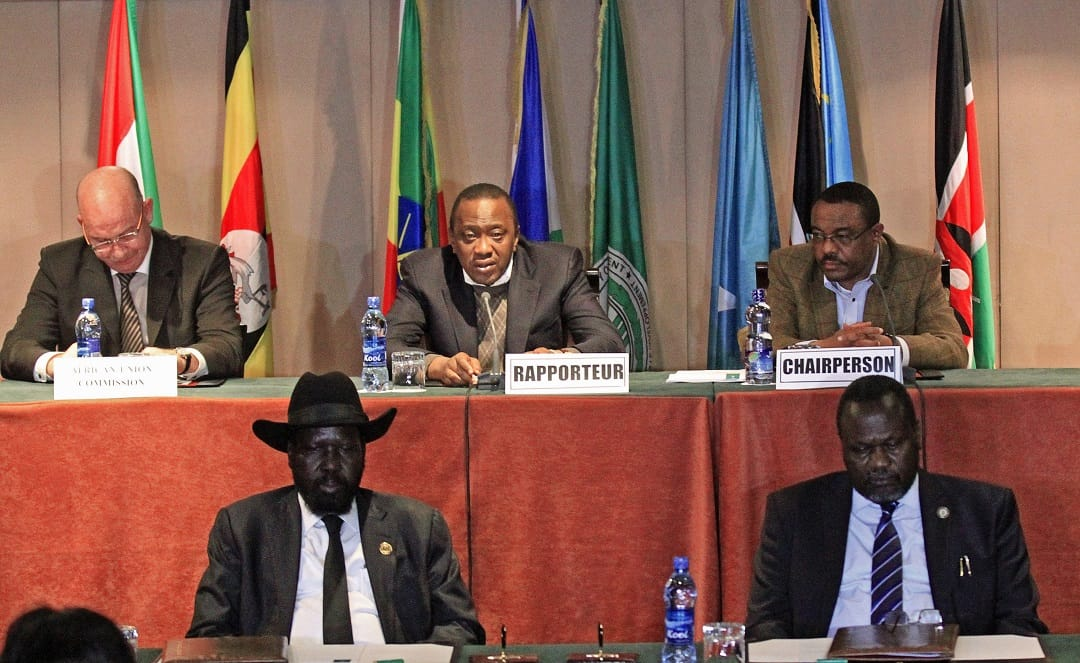 South Sudan: Rearranging the Chessboard | Crisis Group