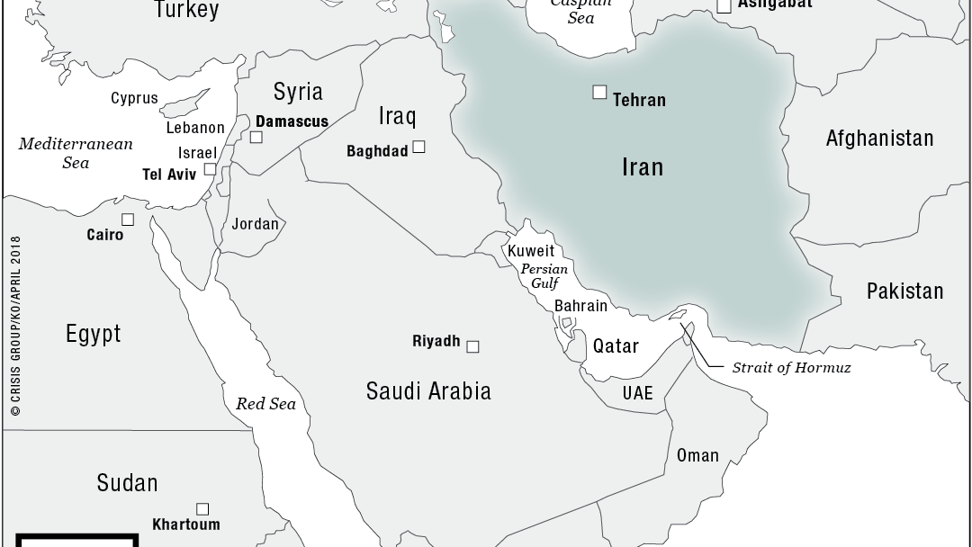 Iran\'s Priorities in a Turbulent Middle East | Crisis Group