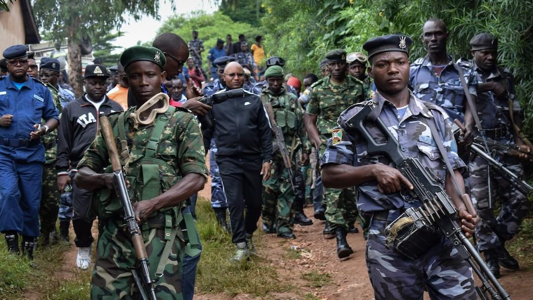 Averting Proxy Wars in the Eastern DR Congo and Great Lakes   Crisis Group