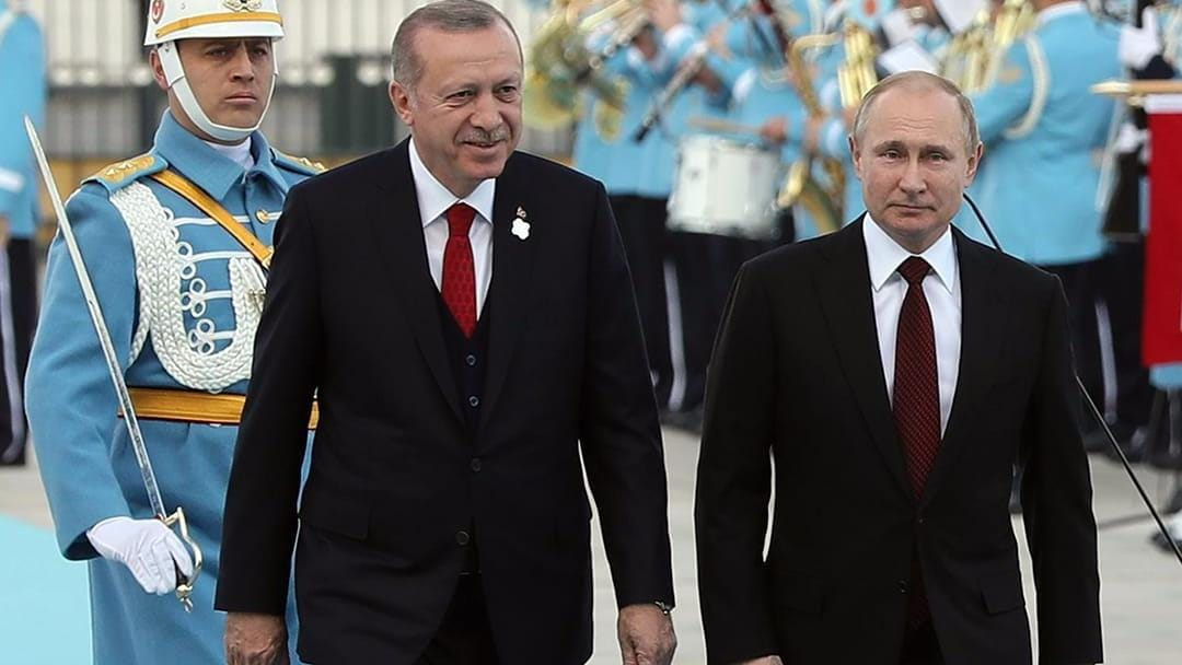 Russia and Turkey in the Black Sea and the South Caucasus | Crisis Group
