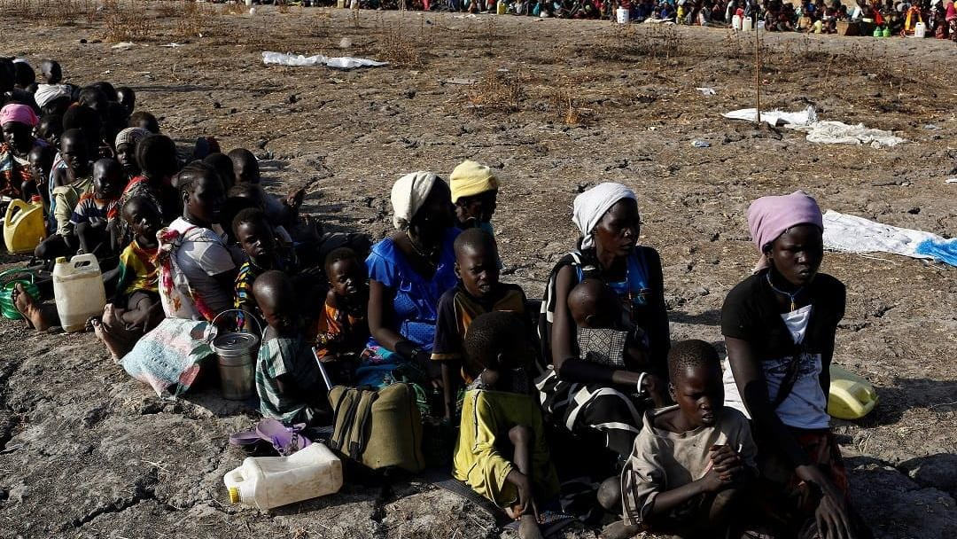 Image result for south sudan crisis