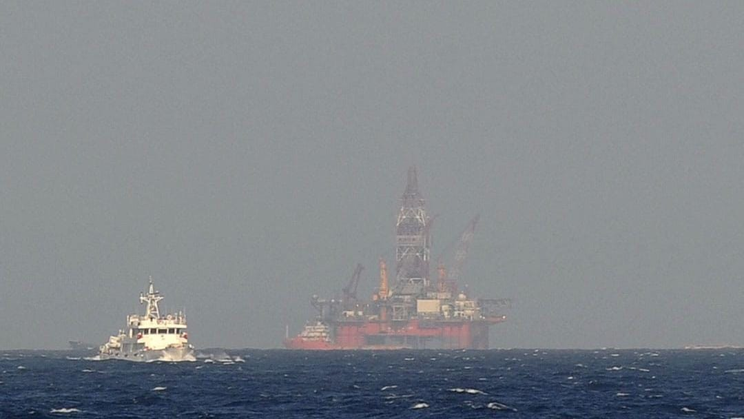 Stirring up the South China Sea (IV): Oil in Troubled Waters