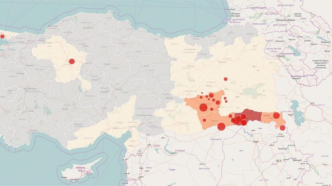 Picture of: The Pkk Conflict In The Context Of Eu Turkey Relations Crisis Group