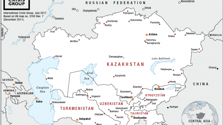 Central Asia Decay And Decline Crisis Group - The poorest country in central asia