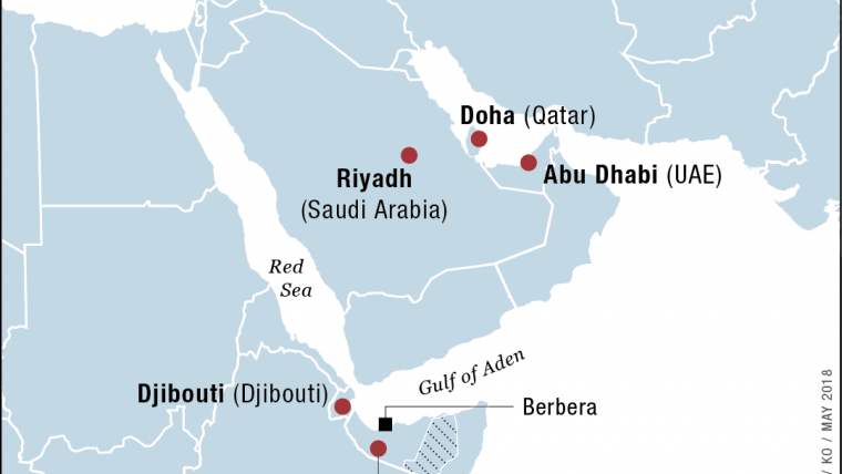 The United Arab Emirates in the Horn of Africa   Crisis Group