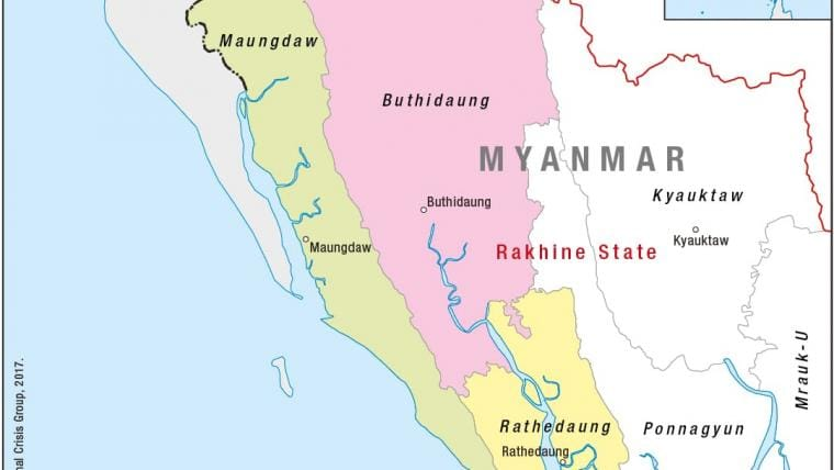 Myanmar's Rohingya Crisis Enters a Dangerous New Phase | Crisis Group