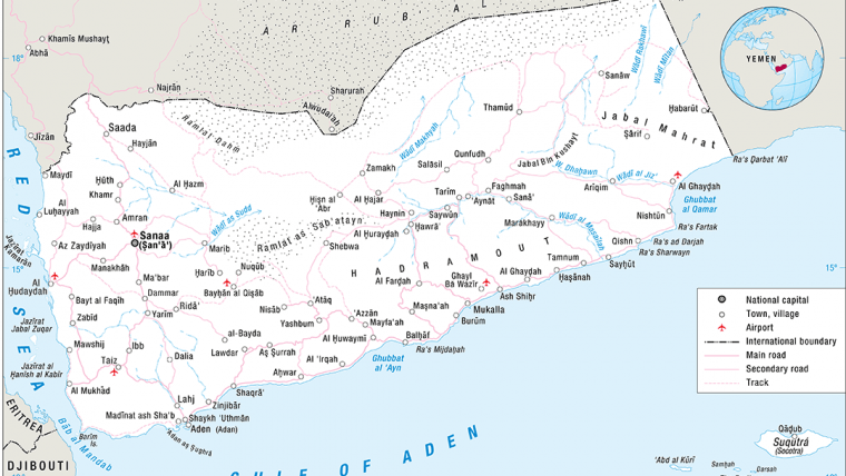 Yemens AlQaeda Expanding The Base Crisis Group - Us embassy in yemen map