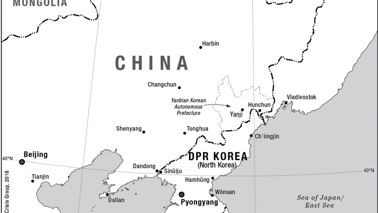 The Korean Peninsula Crisis I In the Line of Fire and Fury