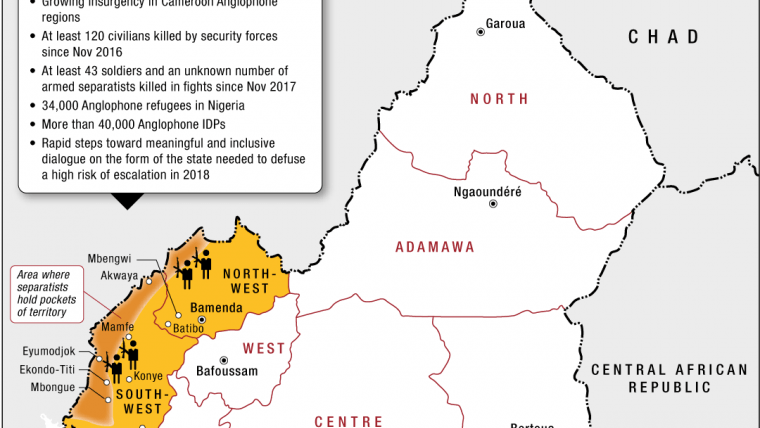 Cameroon's Anglophone Crisis: How the Catholic Church Can