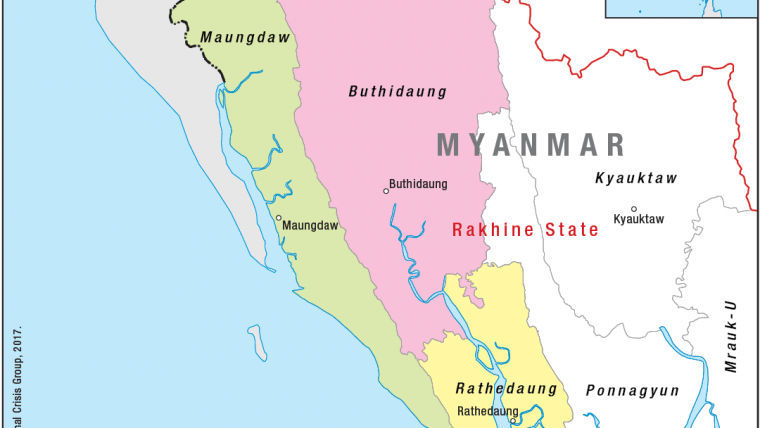 Myanmar: A New Muslim Insurgency in Rakhine State | Crisis Group
