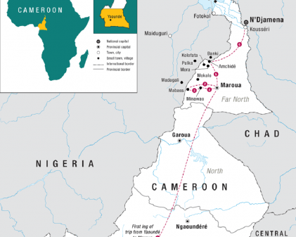 Cameroon Confronting Boko Haram Crisis Group