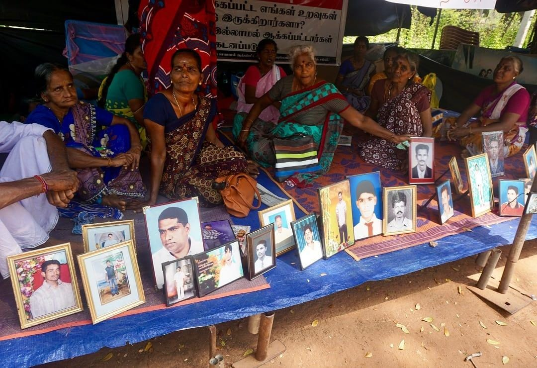 Sri Lanka's Conflict-Affected Women: Dealing with the Legacy