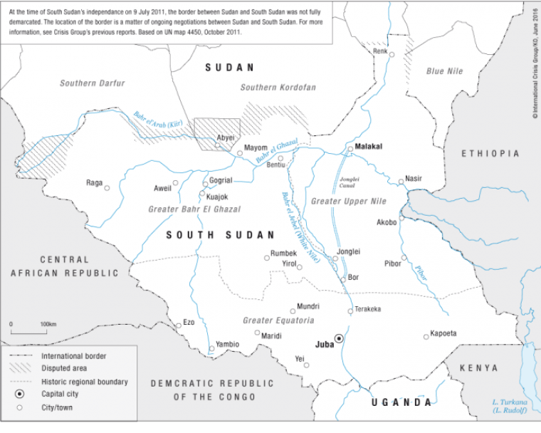 From Conflict to Cooperation? Sudan, South Sudan and Uganda