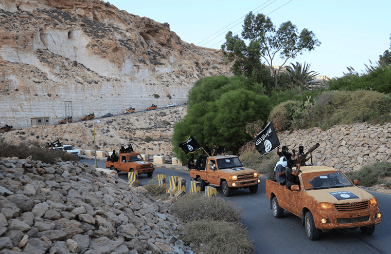 How the Islamic State Rose, Fell and Could Rise Again in the Maghreb
