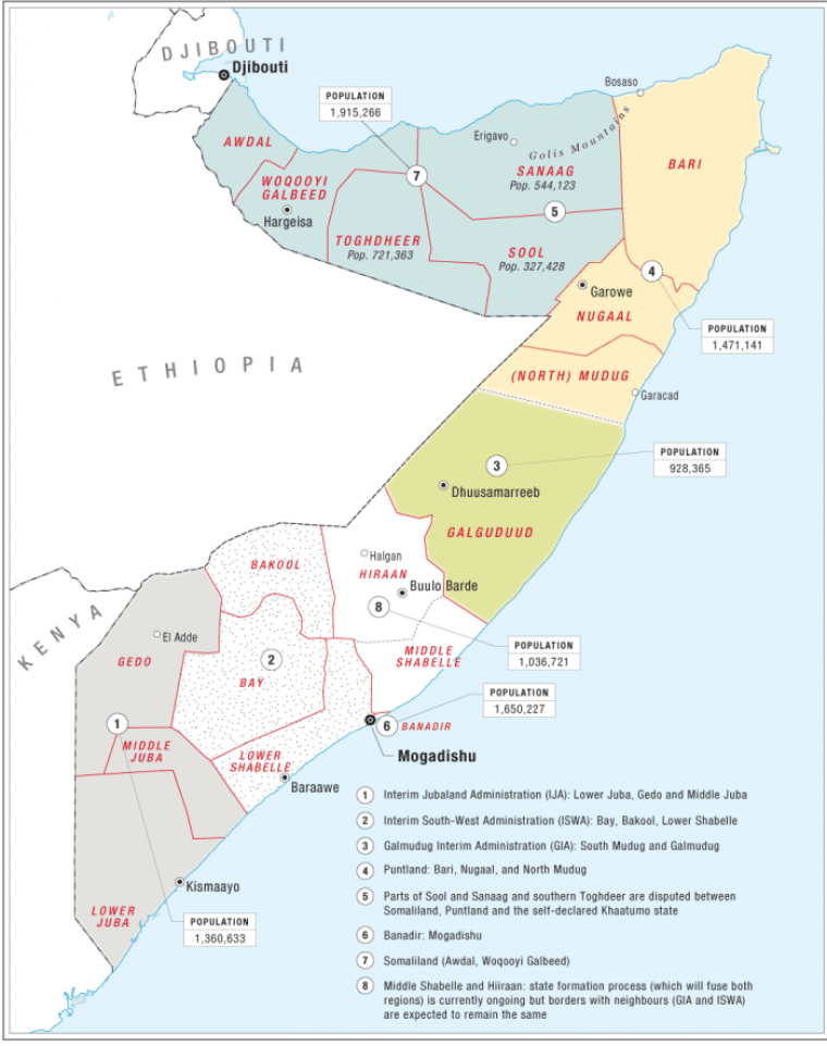 The Regional Risks to Somalias Moment of Hope Crisis Group